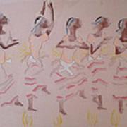 The Five Wise Virgins Art Print