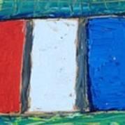 The Flag Art Print