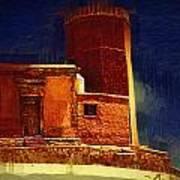 The Fort Art Print