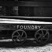 The Foundry Truck Art Print