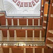 The Galleries The Taj Hotel Art Print