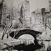 Bridge To The World Art Print