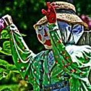 The Garden Guy Art Print