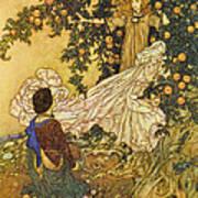 The Garden Of Paradise IIi Art Print