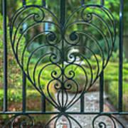The Gate Keeper Art Print