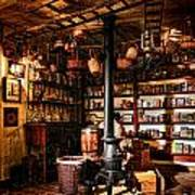 The General Store In My Basement Art Print