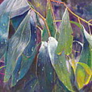 The Gentle Rain Art Print