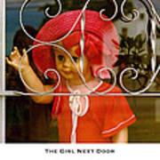 The Girl Next Door Art Print