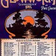 The Glowworm Art Print