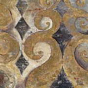 The Golden Ornaments Art Print