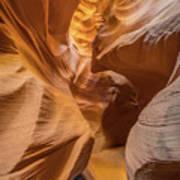 The Golden Passage Way Art Print