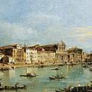 The Grand Canal Art Print