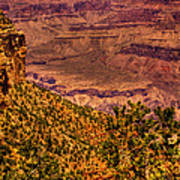 The Grand Canyon II Art Print