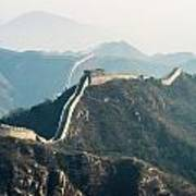 The Great Wall Art Print