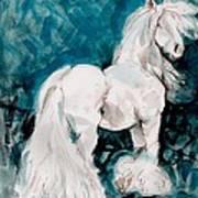 The Great White Art Print