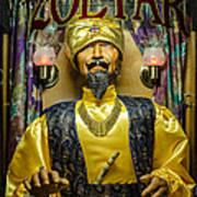 The Great Zoltar Art Print