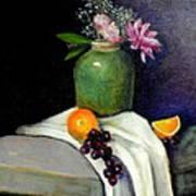 The Green Vase Art Print