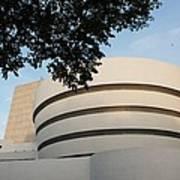 The Guggenheim Museum Art Print