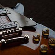 The Guitar Art Print
