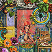 The Gypsy Art Print