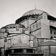 The Hagia Sophia Art Print by Shaun Higson