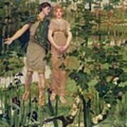The Happy Valley, 1898 Art Print