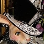 The Hat Art Print
