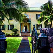 The Hawaiian Palace Art Print