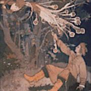 The Hero Of This Russian Folk- Tale Art Print