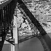 The High Bridge Art Print