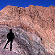 The Hill Of Seven Colours Jujuy Argentina Art Print