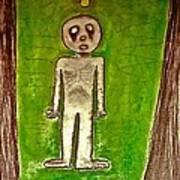 The Hollow Men 88 - Lone Idea Art Print
