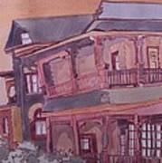 The Homestead Art Print