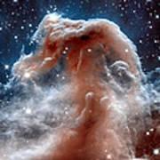 The Horsehead Nebula Art Print