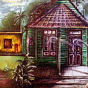 The House Of Spirits Art Print
