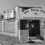 The House That Bruce Built II - The Stone Pony Art Print
