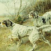 The Hunt Art Print by Edmund Henry Osthaus