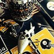 The Immaculate Reception 2 Art Print
