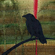The Impossibility Of Crows Art Print
