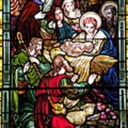 The Incarnation - Madonna And Child Art Print