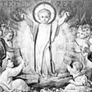 The Infant Jesus Art Print