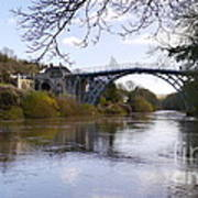 The Iron Bridge 2 Art Print