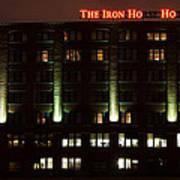 The Iron Horse Hotel Art Print