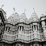 The Jain Towers Art Print