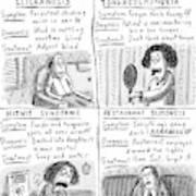 The Jerck Manual Art Print