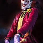 The Joker Dummy Art Print
