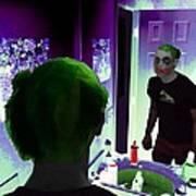 The Joker In Me Art Print