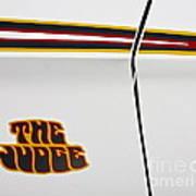 The Judge1969 Pontiac Gto  Art Print