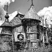 The Junk Castle Iv Art Print