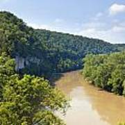 The Kentucky River Art Print